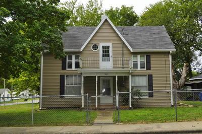 Bolivar Single Family Home For Sale: 305 North Pike Avenue