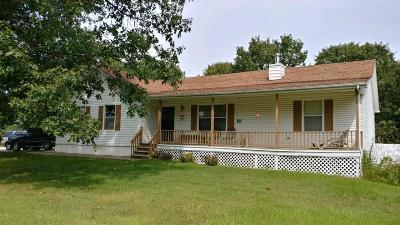 Stockton Single Family Home For Sale: 15999 South 1345 Road