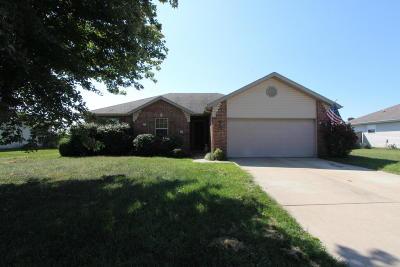 Rogersville Single Family Home For Sale: 147 Pine Ridge Boulevard