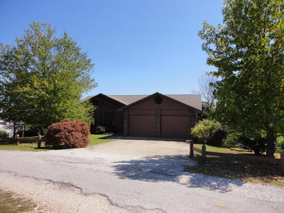 Stone County, Taney County Single Family Home For Sale: 124 Homestead Lane