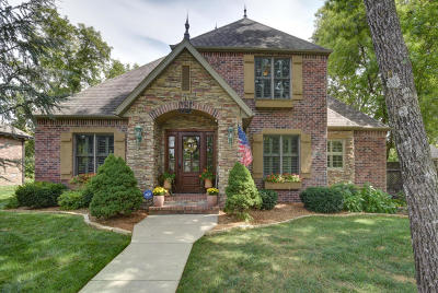 Springfield Single Family Home For Sale: 5286 South Woodfield Avenue