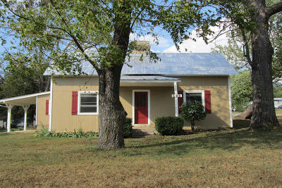 Kirbyville Single Family Home For Sale: 648 Harp Lane