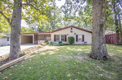 Springfield MO Single Family Home For Sale: $78,500