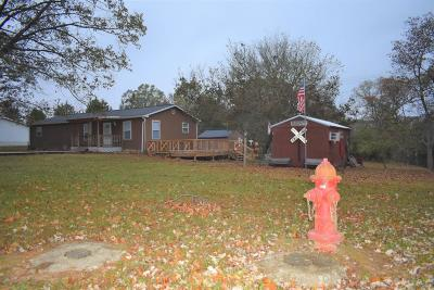 Kirbyville Single Family Home For Sale: 7689 St Hwy 76