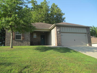 Ozark MO Single Family Home For Sale: $139,900