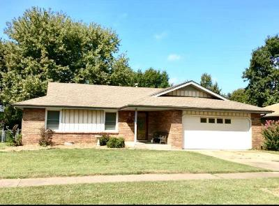 Springfield MO Single Family Home For Sale: $134,500