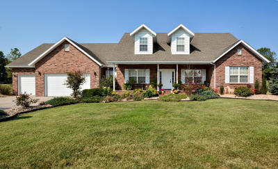 Nixa Single Family Home For Sale: 1349 Granite Court