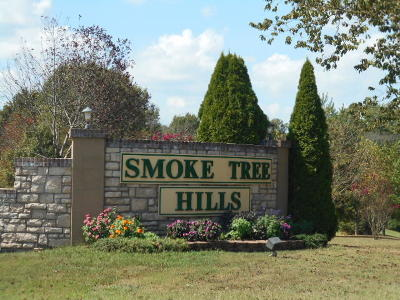Smoke Tree Hills Residential Lots & Land For Sale: Tbd Pickett Ridge Court