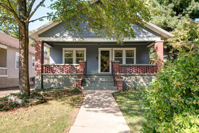 Springfield MO Single Family Home For Sale: $137,500