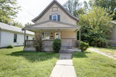 Springfield MO Single Family Home For Sale: $89,900