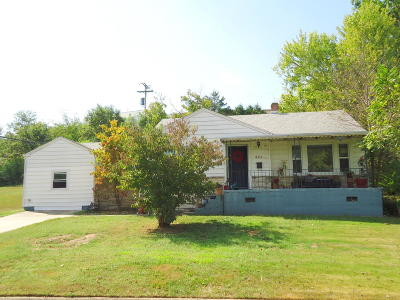 Branson MO Single Family Home For Sale: $105,000