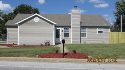 Single Family Home For Sale: 1051 West Butterfield Drive