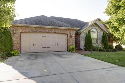 Nixa MO Single Family Home For Sale: $284,900