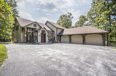 Nixa Single Family Home For Sale: 892 North Forest Green Court