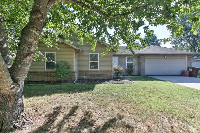 Springfield MO Single Family Home For Sale: $108,000