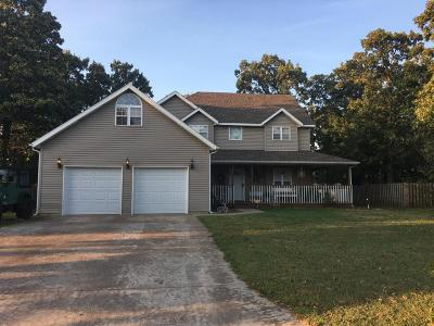 Joplin Single Family Home For Sale: 1845 Dogwood Drive
