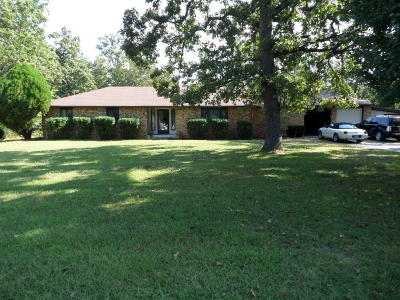 Joplin Single Family Home For Sale: 4881 Goldfinch Road