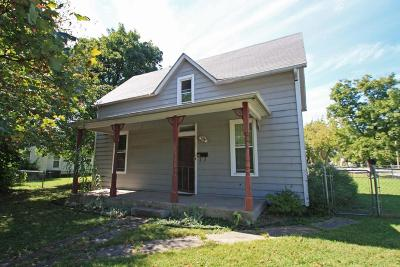 Joplin Single Family Home For Sale: 902 South Picher Avenue