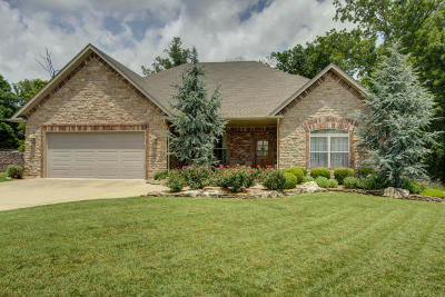 Branson Single Family Home For Sale: 121 Millstone Court