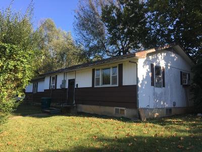 Monett Single Family Home For Sale: 401 Birch Street