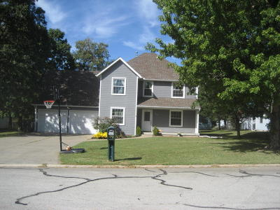 Joplin Single Family Home For Sale: 1853 Hickory Hills Drive