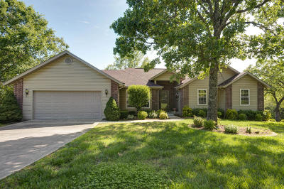 Branson West Single Family Home For Sale: 280 Angora Road
