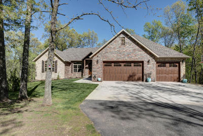 Rogersville Single Family Home For Sale: 474 Forest Ridge Road