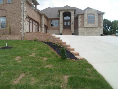 Nixa Single Family Home For Sale: Tbd West Lot 30 Monarchwood Drive