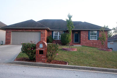Nixa MO Single Family Home For Sale: $237,500