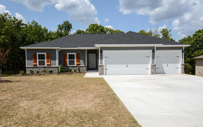 Branson Single Family Home For Sale: Lot 267 Highpoints Ridge