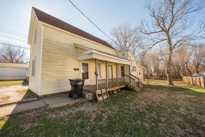 Springfield Single Family Home For Sale: 645 South New Avenue