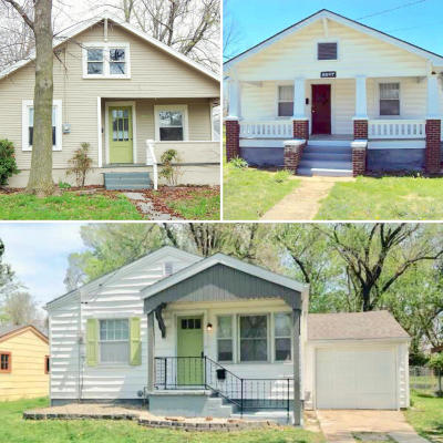 Springfield Multi Family Home For Sale: 1447 East McDaniel Street
