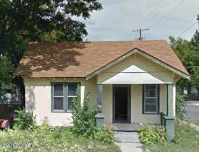 Joplin Single Family Home For Sale: 731 South Sergeant