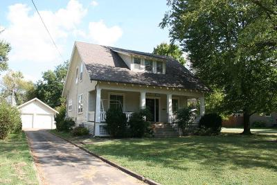Springfield Single Family Home For Sale: 1552 South Fremont Avenue