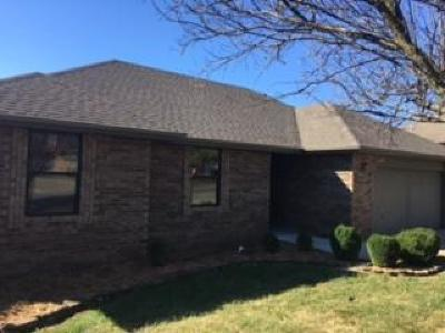 Nixa MO Single Family Home For Sale: $139,900