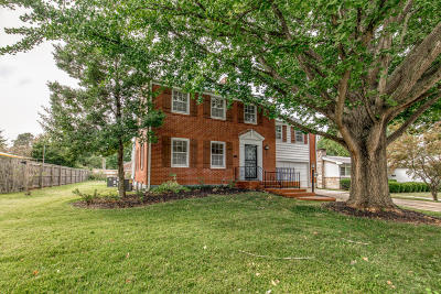 Springfield Single Family Home For Sale: 1126 East Stanford Street