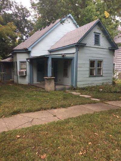 Joplin Multi Family Home For Sale: 120-1201/2 North Moffet Avenue