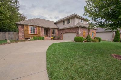 Springfield Single Family Home For Sale: 5207 East Hackberry Street