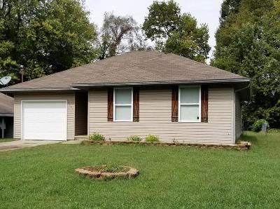 Springfield MO Single Family Home For Sale: $75,900