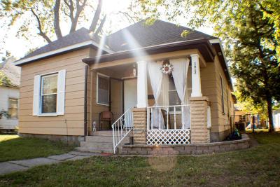 Joplin Single Family Home For Sale: 1612 Connor Avenue