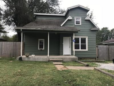 Springfield MO Single Family Home For Sale: $53,000