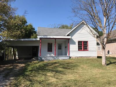 Springfield MO Single Family Home For Sale: $44,900