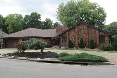 Nixa Single Family Home For Sale: 8420 Interlochen Drive
