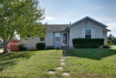 Nixa Single Family Home For Sale: 860 West Hickory Nut Court