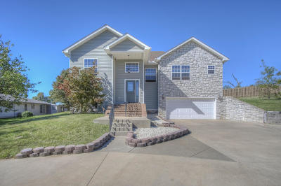 Joplin Single Family Home For Sale: 3126 South Winfield Avenue