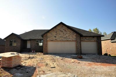 Nixa MO Single Family Home For Sale: $359,900