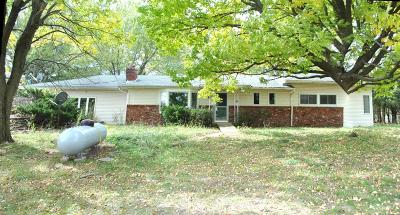 Joplin Single Family Home For Sale: 6628 West Highway 86