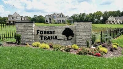 Springfield Residential Lots & Land For Sale: 4787 East Forest Trails Drive #Lot 18