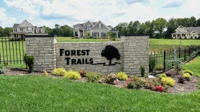 Springfield Residential Lots & Land For Sale: 4798 East Forest Trails Drive #Lot 20