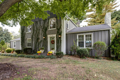 Springfield Single Family Home For Sale: 2343 South Terrace Drive